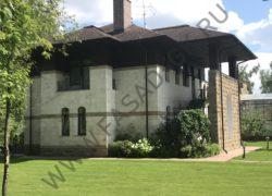 Фасады из травертина. Отделка дома травертином в сочетании с доломитом
