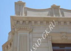 Архитектурные изделия из дагестанского ракушечника
